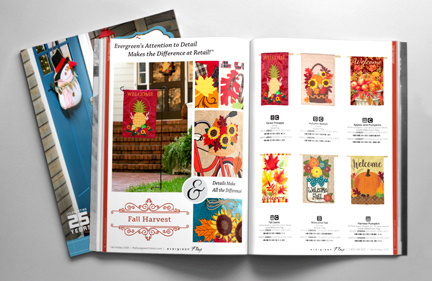 Various Magazine & Catalog Layouts