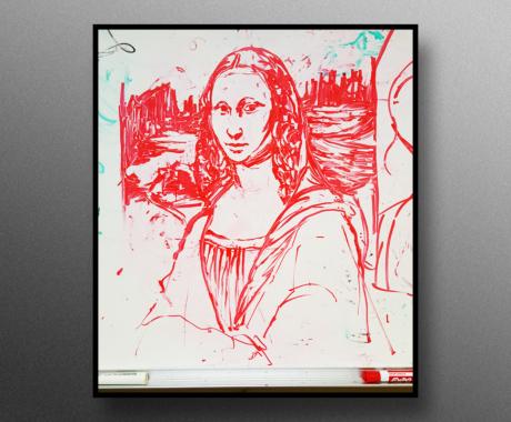 Dry Erase Sketches